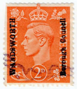 (I.B) George VI Commercial Overprint : Wandsworth Borough Council
