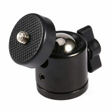 "360 Degree Swivel Mini Tripod Ball Head for 1/4"" Screw Mount Tripod DSLR Camera"