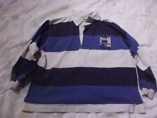 Tintin Rugby Shirt  - Red Rackham's Treasure - size Age 6