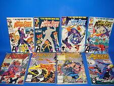 Comics WEST COAST AVENGERS - 14 numeros edicion americana-primera miniserie