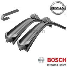 kit 2 Spazzole tergicristallo Bosch Nissan Terrano II (R20) da 10.1992 a 09.2007