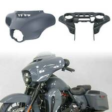 Green-L ABS Front Batwing Outer Fairing Fit For Harley Touring Electra Street Glide Trike 2014-2020
