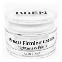 Skincare Breast Firming Cream by Bren New York Cosmetics