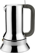 Alessi - Caffettiera Espresso Tazze 3 fondo induzione