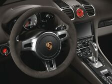 Porsche Alcantara Paddle Steering Wheel - 997.2 987.2 PDK Carrera Boxster Cayman