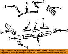 TOYOTA OEM 4Runner Rear Bumper-Step Pad Protector Scratch Guard Cover 5216489101