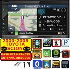 FOR 2000-2015 TOYOTA & SCION KENWOOD GARMIN NAV CARPLAY ANDROID AUTO STEREO