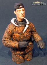 Soldat Allemand Équipage du char Herbsttarn Wehrmacht Résine peint à la main 1: