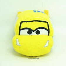 "3.5"" New Disney Movie Cars Cruz Ramirez Tsum Tsum Soft Stuffed Plush Toy Doll"