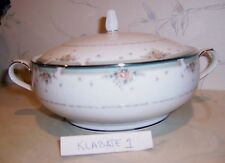 NEW Noritake GREENBRIER Covered Round Vegetable Bowl Casserole - NEW IN BOX