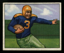 1950 BOWMAN FOOTBALL~#9~TONY CANADEO~HALL OF FAME ROOKIE~GREEN BAY PACKERS