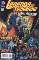 LEGENDS OF TOMORROW #2 DC COMICS FIRESTORM METAL MEN METAMORPHO