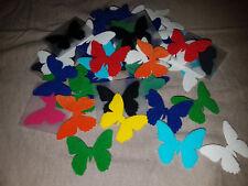 57 St. Aufbügler Schmetterling Restverkauf Aufnäher Flicken Bügelbild