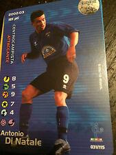 Football Champions - 2002-03 - Empoli - Antonio Di Natale