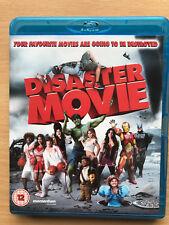 Carmen Electra Desastre Movie 2008 Parodia Comedia Gb Blu-Ray