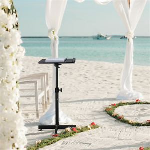 Used Adjustable Lecterns & Podiums Portable Floor Standing Presentation Stand