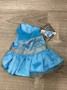 Belle Of The Ball Dress XXS Dog Suit Halloween Costume HQ