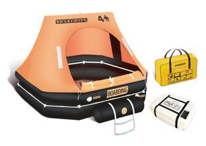 Rettungsinsel SeaCurity Offshore, von 4 bis 12  Personen Kapazität