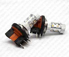 H15 Xenon White 50W CREE LED Bulbs for Audi BMW Mercedes VW Daytime Lights DRL