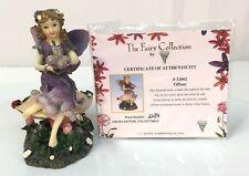 Dezine The Fairy Collection - Tiffany - 2003 Limited Edition Figure Figurine - b