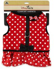 "Disney Tails Minnie Mouse Comfort Harness Size Large 50-90 Lbs 23-25"" Dog Pet"