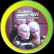 STAR TREK THE NEXT GENERATION, BYNARS, STARTDISC POG MILK CAP, # 25
