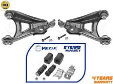 FOR CLIO FRONT LOWER SUSPENSION WISHBONE CONTROL ARMS LINKS D BUSHES CLAMPS