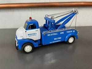 First Gear 1:34 1952 GMC Tow Truck WestFall Truck