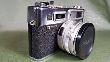 Vintage Rangefinder camera Yashica Electro35 GS. Untested. ASIS