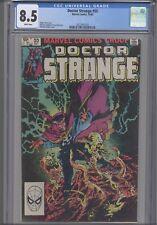 Doctor Strange #55 CGC 8.5 1982 Marvel Comic Roger Stern Story: New Frame