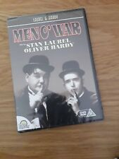 Laurel and Hardy MEN O' WAR  DVD