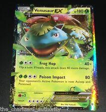 Venusaur EX 1/83 XY Generations Ultra Rare Holo NEAR MINT Pokemon Card