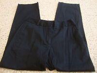 Women's LIZ CLAIBORNE black stretch pants, 6