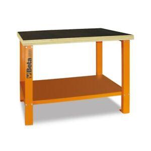 BETA banco da lavoro con piano in legno 150x93x72 C58B