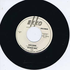 EDDIE COCHRAN (Cochran Bros.) SLOW DOWN / OPEN THE DOOR (50s ROCKABILLY) Repro