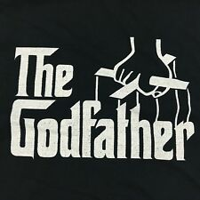 The Godfather XL T shirt Movie Logo