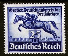 DR 746 **, Deutsches Derby 1940-Pferde