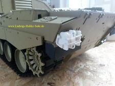 Rücklicht Gehäuse Heng Long Challanger RC Tank