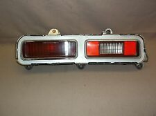 1971 CHEVY CHEVROLET BEL AIR BISCAYNE LEFT TAILLIGHT, GOOD LENS, GOOD HOUSING NR