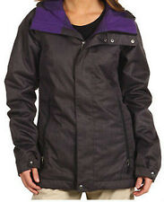 Burton TWC  Baby Cakes Jacket Waterproof Insulated Womens Snowboard Ski 9 M L