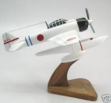 A6M-2-N Mitsubishi Rufe Nakajima A6M Airplane Desk Wood Model Small New