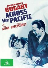 Across the Pacific - John Huston NEW R4 DVD