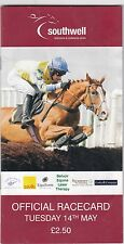 Racecard - Southwell 14th May 2013