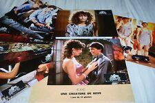 UNE CREATURE DE REVE ! john hughes k lebrock jeu 12 photos cinema lobby cards