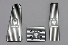 MASERATI GranTurismo aluminum brake pedal set Black Quattroporte from japan
