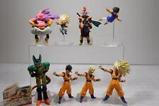 Dragon Ball HG Gashapon Vol.17 Capsule Miniature Figure Full Set Cell Tapion etc