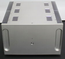 Full aluminum big Rear stage amplifier chassis case enclosure with heatsink YA33