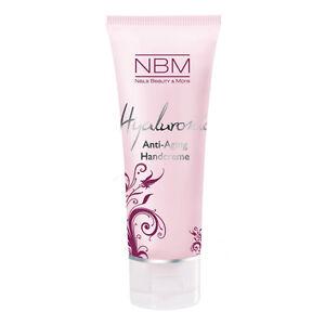 Hyaluronic Anti Aging Handcreme 75 ml NBM AKZENT direct verjüngende Hautpflege