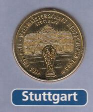 Medaille Münze, FIFA Fußball WM 2006, Stuttgart, VfB, Kickers, Weltmeisterschaft