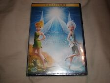 dvd clochette et le secret des fées N° 105 (neuf sous blister)